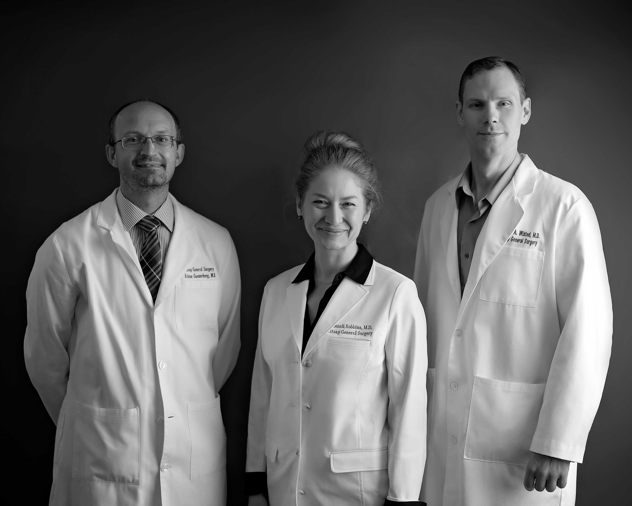 Your local surgeons specializing in Hernia Repair, Gallbladder, Breast Surgery, Colonoscopy, Colorectal Surgery Silverdale WA   Kitsap County   Kitsap General Surgery